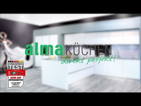 Alma Küchen Imagefilm - YouTube | {Alma küchen 18}
