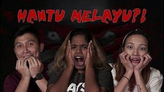 Non-Malays React & Teka Nama Hantu Melayu | SEISMIK Reacts