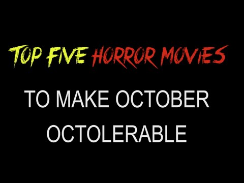 Netflix Suggestions  5 Horror Movies To Make Your October Octolerable