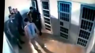 Нокаут драка в тюрьме