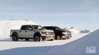 Debut review: 2013 Ford Raptor SVT