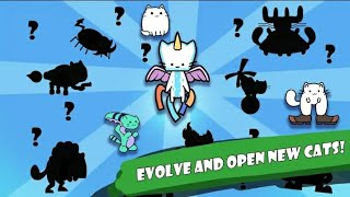 Murland - Merge Cat Evolution Game / Android Gameplay