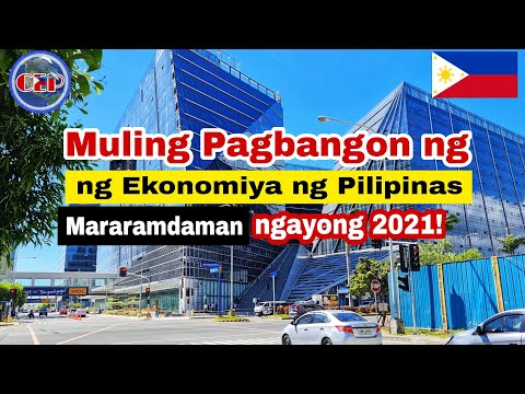 Philippine Strong Economic Recovery Seen in 2021-2022 | Road to Progress!