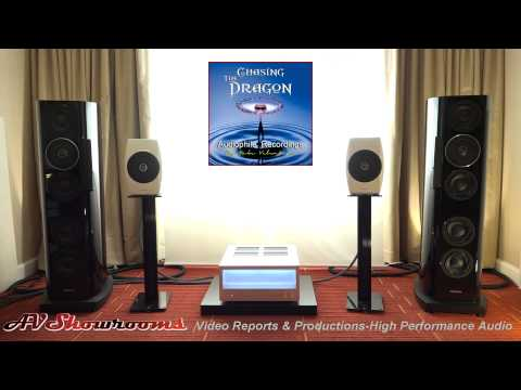 Technics audio products for the Connoisseur by Panasonic Corporation, THE Show Newport