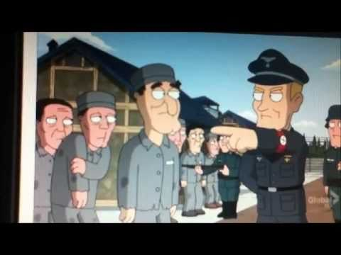 Family Guy German Guy Hermets Story