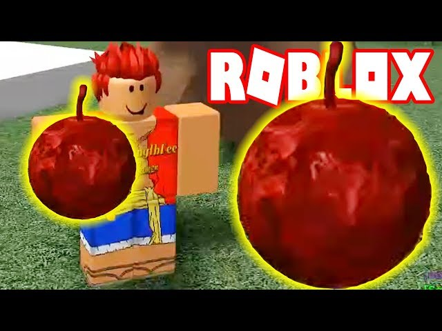 Roblox - Lượm Ăn Trái Ác Quỷ Magu Magu No Mi | One Piece Millenium