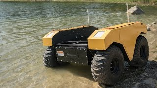 Warthog UGV - Outdoor Research Robot - Clearpath