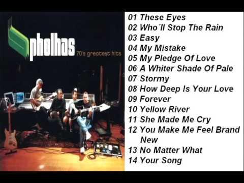 Pholhas -  70'S Greatest Hits - ( Full Album )