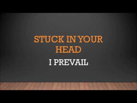 I Prevail - Stuck In Your Head (Lyrics)