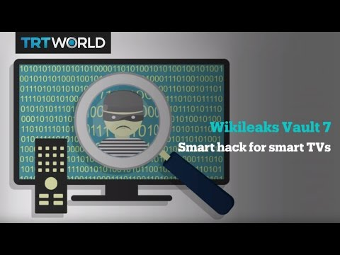 WikiLeaks 'Vault 7': Part I