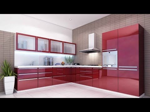 40 Latest Modern Kitchen Design Ideas 2018- Plan N Design - YouTube