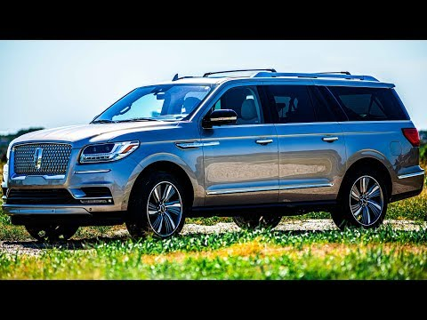 BEST LUXURY SUV 2019 Lincoln Navigator Reserve L Cinematic Highlight