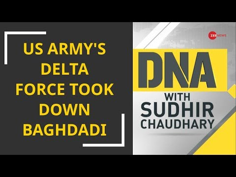 DNA: Here's how US Army's Delta Force took down ISIS chief Al-Baghdadi