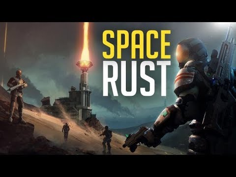 RUST IN SPACE - Memories of Mars Gameplay