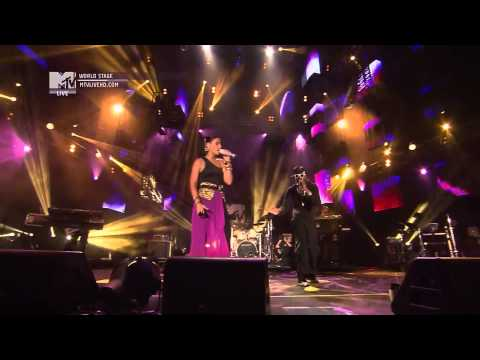 Timbaland ft. Nelly Furtado - Morning After Dark (LIVE HD)
