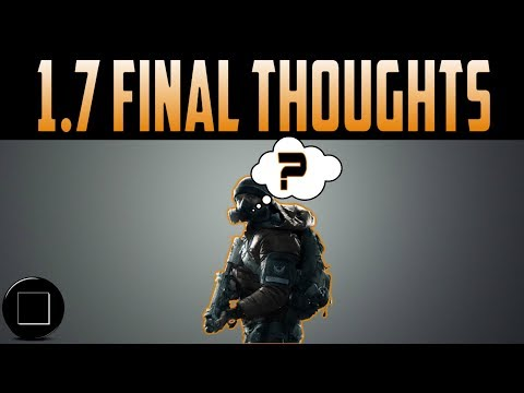 The Division - 1.7 Patch Final Thoughts