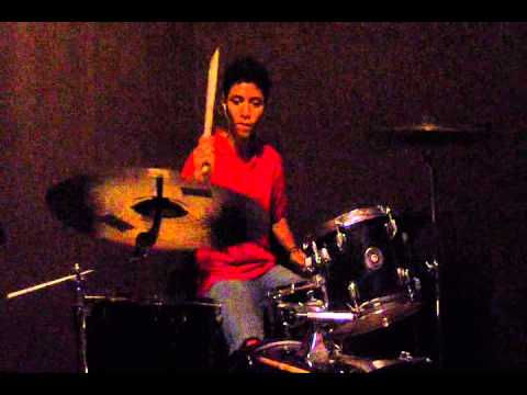 Five Minutes - Galau Cover Drum