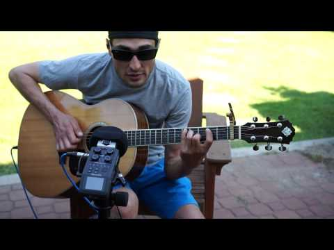 The Paper Kites - Tenenbaum (Cover by Jeremy Aoki)