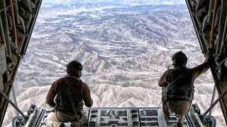 C-130J Super Hercules • Airdrop Over Afghanistan