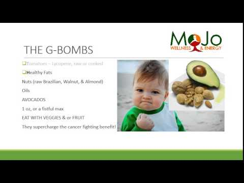 Eating to Maximize Your MoJo