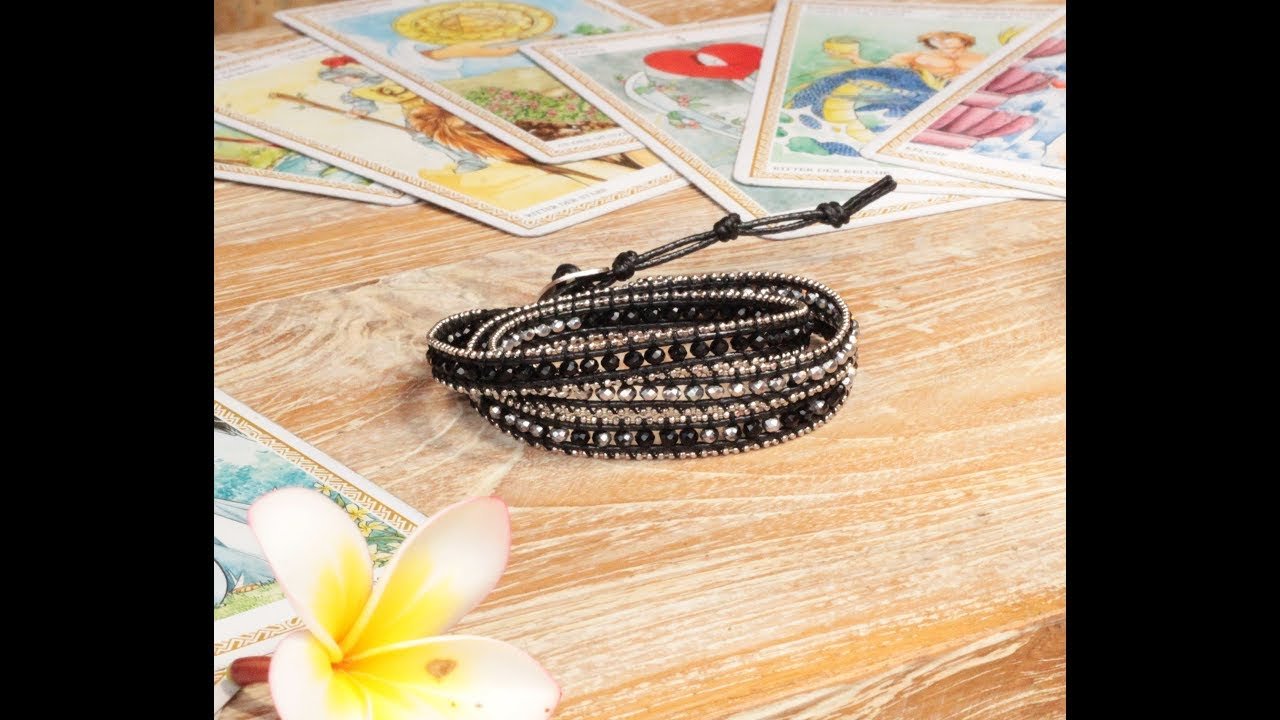 Hippie Schmuck Weltentanzer Berlin Boho Wickel Armband Youtube