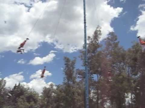 Flying Totonacs of Papantla