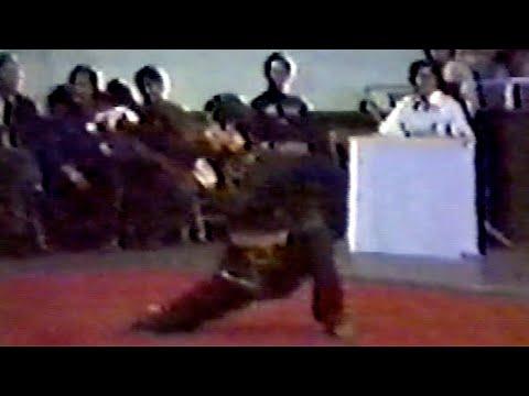【武術】1984 男子鷹爪拳 / 【Wushu】1984 Men Yingzhaoquan