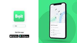 Bolt + La App de Transporte, Viajes rápidos y Accesibles screenshot 1
