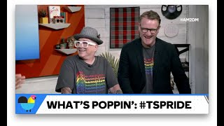 Lea DeLaria & Todd Snyder Talk #TSPride