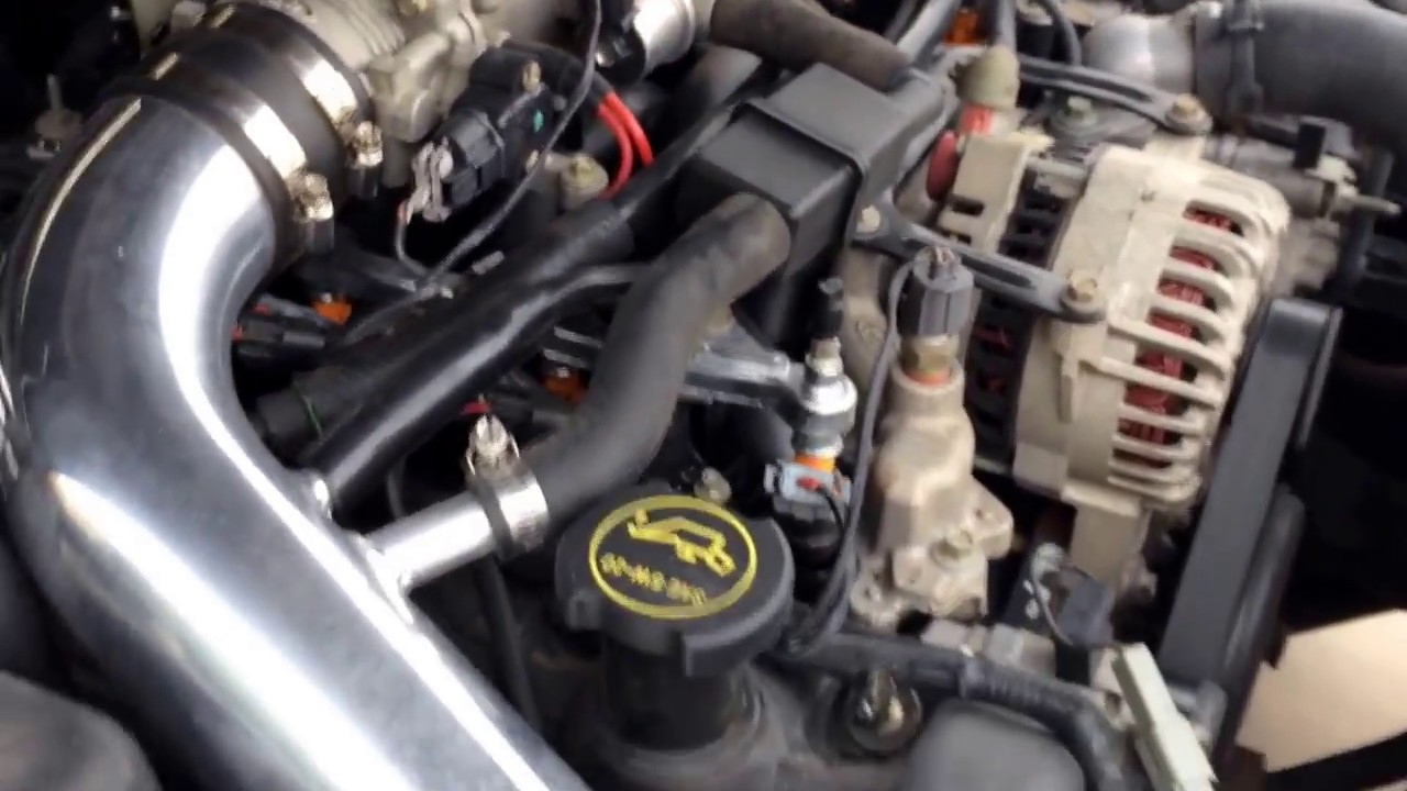 hight resolution of 2002 ford mustang gt broken manifold heater inlet repaired youtube 1998 ford mustang v6 heater hose diagram as well 1995 ford mustang