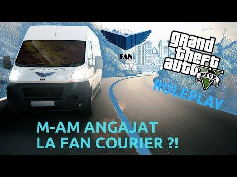 🔴 LIVE | GTA 5 ROLEPLAY | M-AM ANGAJAT LA FAN COURIER ?! | #ROADTO5K