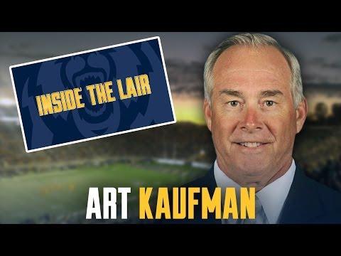 Cal Football: Art Kaufman (Inside the Lair)