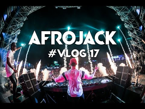 FIRESIDE CHAT WITH AFROJACK | AFROVLOG #17