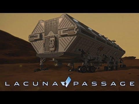 Lacuna Passage - Mars Survival Game!
