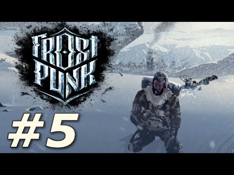 Frostpunk  The Fall of Winterhome  Catastrophic Flaw Part 5