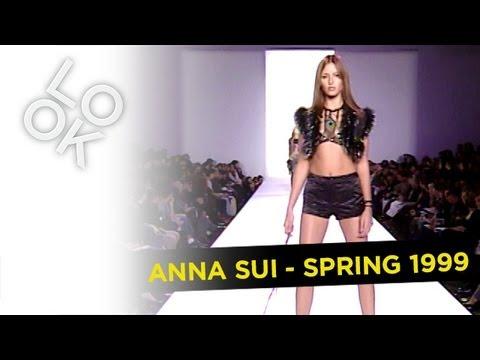 Fashion Flashback: Anna Sui Spring 1999