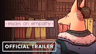 Essays on Empathy - Official Launch Trailer