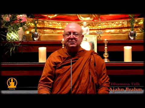 The Nature Of Your Mind | Ajahn Brahm | 8 May 2020