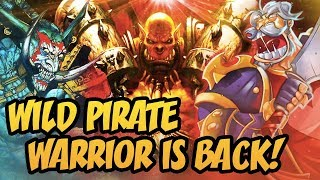 Hearthstone: Wild Pirate Warrior is Back!
