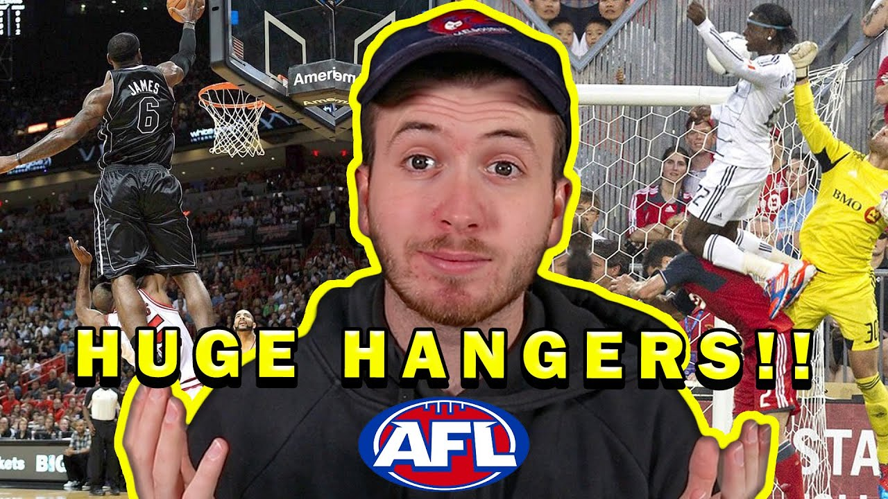 AFL Hangers In Other Sports