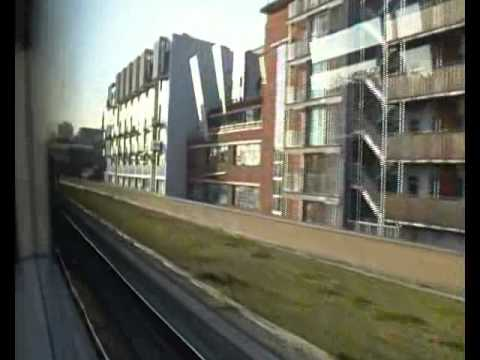 Highbury & Islington To Whitechapel Part 2, Onboard 9C22, 378138 (9th December 2011)
