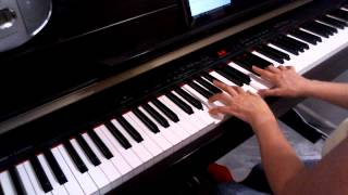Gambar cover Yesung - Gray Paper (That Winter, The Wind Blows) - Piano Cover & Sheets
