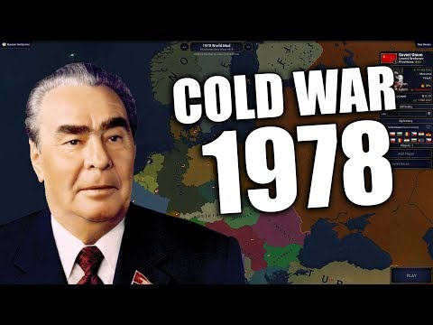 1978 Cold War / Map Review #2