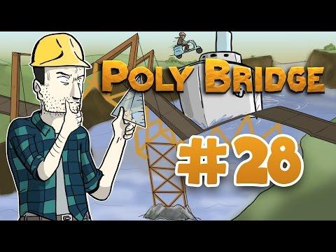 Sips Plays Poly Bridge (2/3/2017) - #28