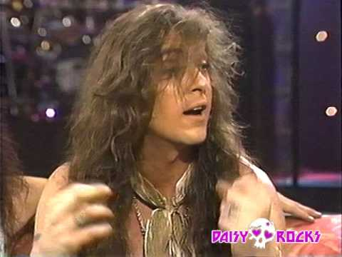 Steelheart • Live • Everybody Loves Eileen & I'll Never Let You Go • Rick Dees • 1991