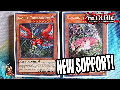 Yu-Gi-Oh! BEST! NEW DANGER! DECK PROFILE FT. DARK WORLD! POST SOUL FUSION! (NEW OCTOBER 2018 FORMAT)