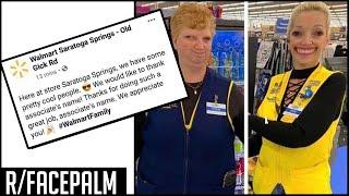 FacePalm | GREAT JOB ASSOCIATE'S NAME!