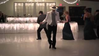 Первый танец в стиле Майкл Джексон Smooth Criminal BeforeMarriage.ru