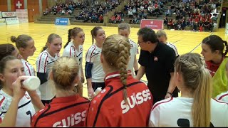 U20 Damen Handball - Mit einer Portion Frechheit