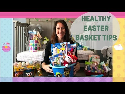 How to Create a Healthy Easter Basket20+ Easter Basket Ideas (Part 1)